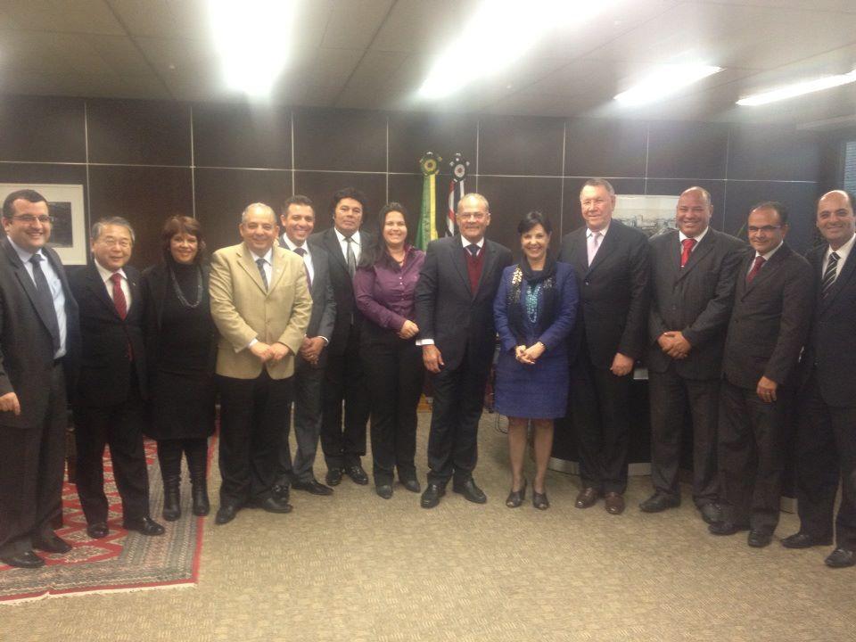 Reunião TRT2 - Justiça Trabalhista em Santo Amaro